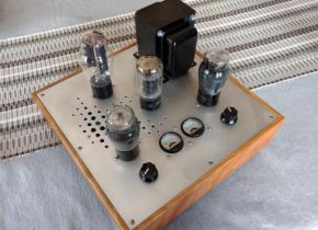 Grounded Cathode Preamplifier