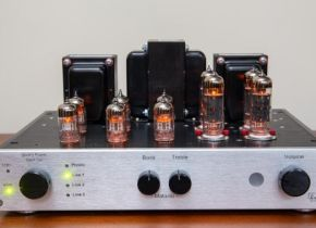 Tube integrated amp