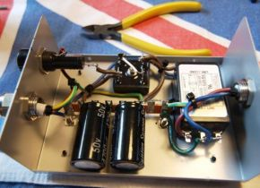 The DC Duffer and Mains Filter