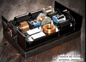 External crossover for Yamaha NS-1000M